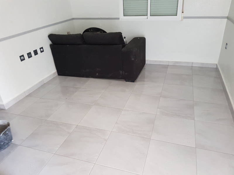 House Tiling Project