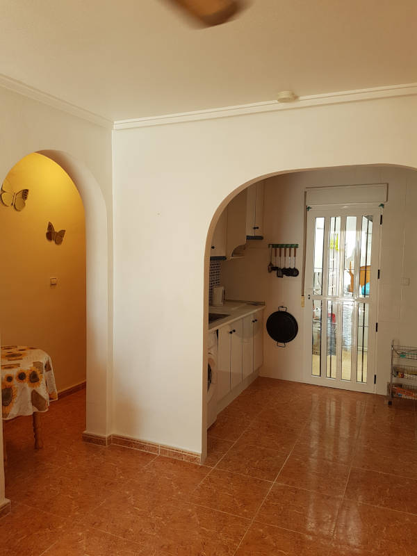 Kitchen Archway Project
