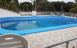 Swimming Pool Build Project